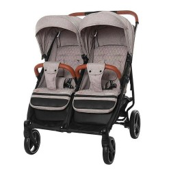 Детские коляски для двойни и погодок
